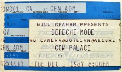 1987-12-01 Cow Palace, San Francisco, CA, USA - Ticket Stub 1.jpg